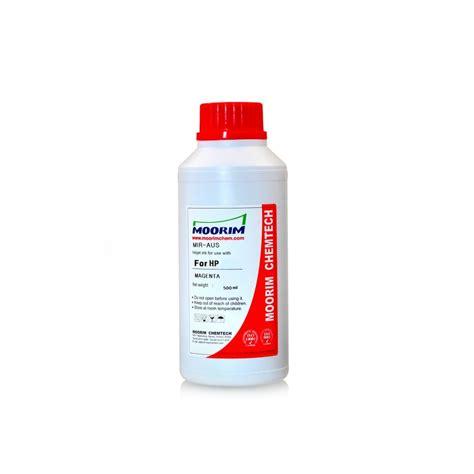 Tinta Isi Ulang Refill Dye 100ml Epson One Ink Black 3 500 ml magenta tinta untuk hp