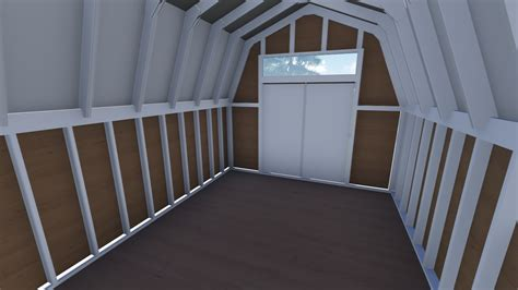 barn shed plan