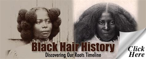 black hairstyles throughout history african american hair history timeline