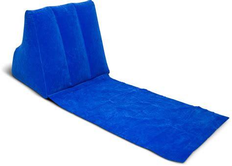 lounge pillow wedge destination