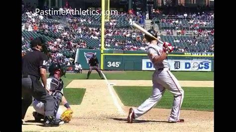 baseball swing slow motion chris davis home run baseball swing slow motion hitting
