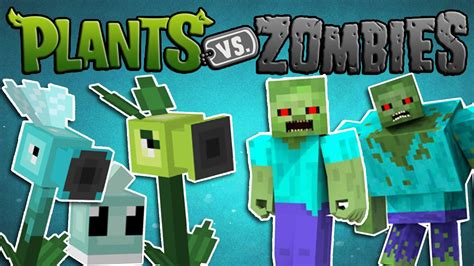 mod game plant vs zombie minecraft mods plants vs zombies plants and zombies