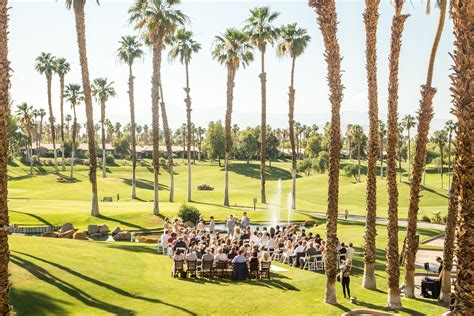 Wedding Venues Palm Springs by Palm Springs Wedding Venues At Palm Valley Country Club Ccr