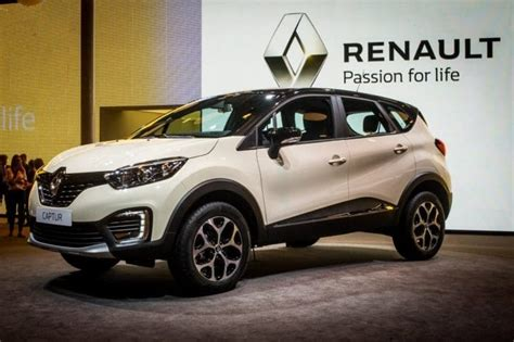 renault captur price renault captur 2018 price launch date in india images