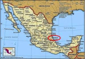 Veracruz Mexico Map by Great Peanut Based Salsa Veracruz Mexico Gerardo