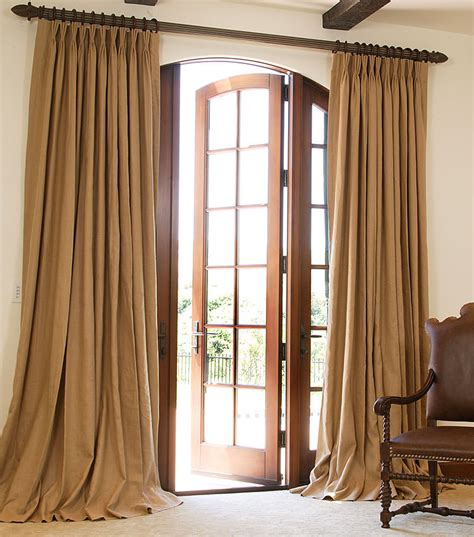 french pleat linen drapes custom drapery on sale drapestyle 800 760 8257
