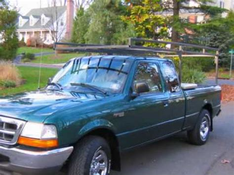 Ford Ranger Truck Rack by 2000 Ford Ranger With Ladder Rack And Tool Box Central Nj
