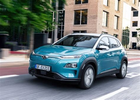 hyundai kona electric charging time  suv price