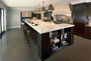 Transitional Kitchen Designs - kitchen island designs kitchen traditional with eat in large island beeyoutifullife com