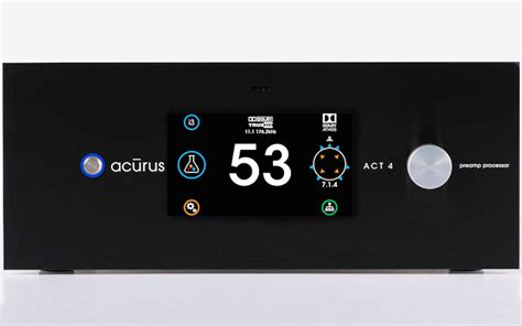 indy audio labs acurus act  av preamp reviewed