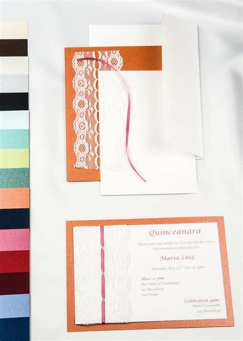 printable graduation invitation kits 1000 images about lace real lace invitations on