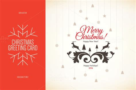 year greeting card templates  documents   psd vector illustrator