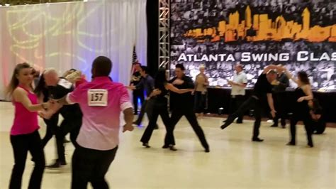 Atlanta Swing Classic 2016 Open Strictly Swing Youtube
