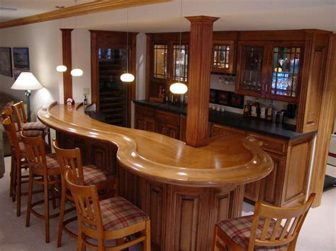 Building Home Bar Ideas Home Bar Design Basement Bar Idea
