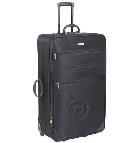 dunlop suitcase s m l xl 2xl kofferset trolley travel bag
