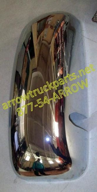 kenworth  mirror cover chrome plastic