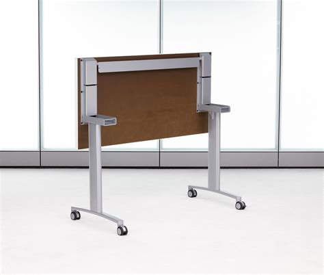flip bench expansion training multipurpose tables from teknion
