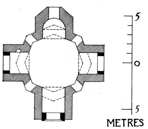 greek cross floor plan 3 3 1 2 1 the greek cross type quadralectic architecture