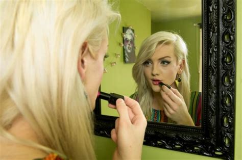 guy feminization feminine blonde with highlights transgender woman chases dream to be crowned a beauty