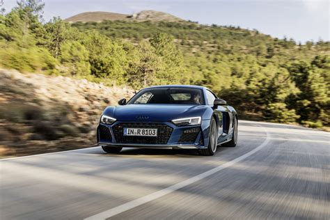Audi R8 2019 by 2019 Audi R8 Facelift Revealed Gtspirit