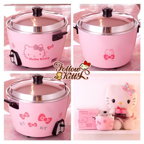 Rice Cooker Hello light up your daily cooking routine with sanrio rice cooker follow kittyfollow around