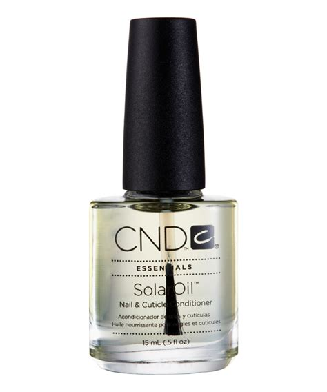 Cnd Nails by Solaroil Cuticle By Cnd Creative Nail Design