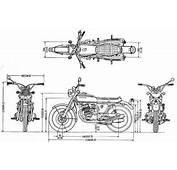 Motorcycle Dimensions  Pinterest Motorcycles