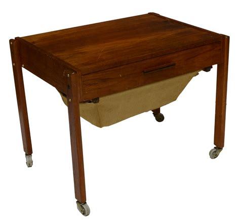 mid century modern work table dansih mid century modern teakwood work table june mid