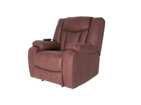 sillon reclinable moderno sillon reclinable en vinil color cafe mayoreo muebles