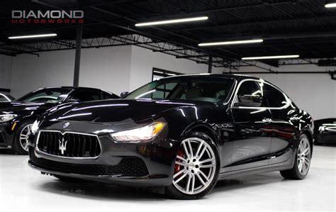 Maserati Ghibli Dealer by 2015 Maserati Ghibli S Q4 Stock 140646 For Sale Near