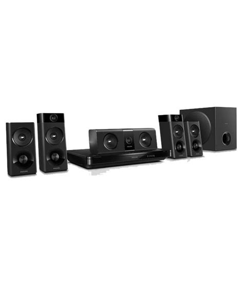 buy philips htb5510 5 1 home theater system