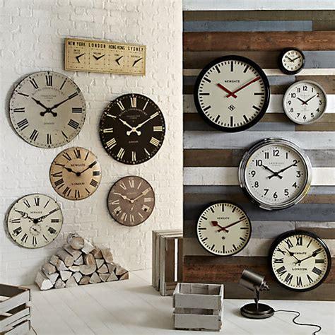 wall clock for room buy newgate knightsbridge wall clock lewis