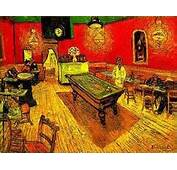 Van Gogh Attends Poker Night Post Impressionism In A Streetcar Named