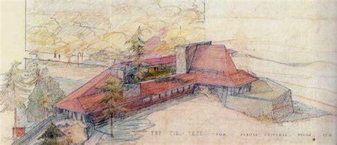 frank lloyd wright tree house fir tree house frank lloyd wright in new mexico allegretti architects santa fe