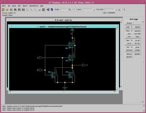 glade ic layout editor tutorial schematic driven cell layout using adk