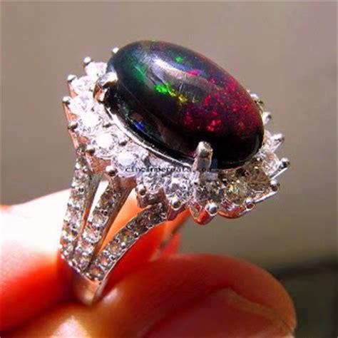 Black Opal Kalimaya Banten K635 batu akik black opal kalimaya banten termahal jenis batu