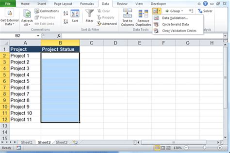 format excel drop down conditional formatting and dropdown menus iactonline