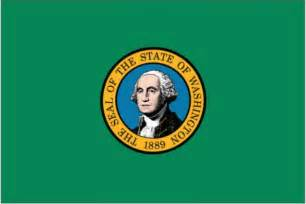 washington state colors designers propose new washington state flag design