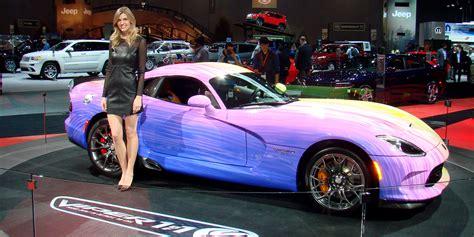 dodge spider car 2016 dodge viper vehicles on display chicago auto show