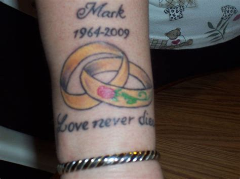 tattoo for husband image result for in memory of husband memorial