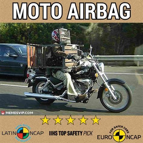 Moto X Memes - meme airbag para motos memes divertidos memes en espa 241 ol