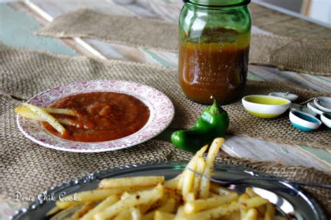 How Do You Spell Giveaway - jalapeno peach ketchup and a giveaway dixie chik cooks