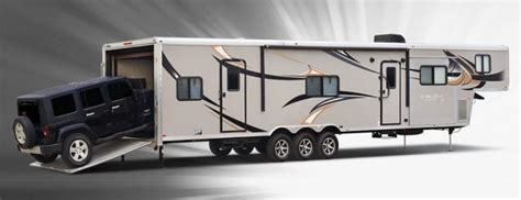 Forest River Work and Play   Floorplans for Toy Haulers   United RV Fort Worth