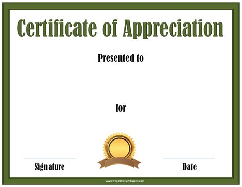 certificate of thanks template thank you certificate template free gallery certificate