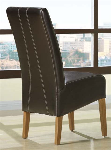 Brown Leather Dining Room Chairs Uk Dining Chairs Design Leather Dining Chairs Uk