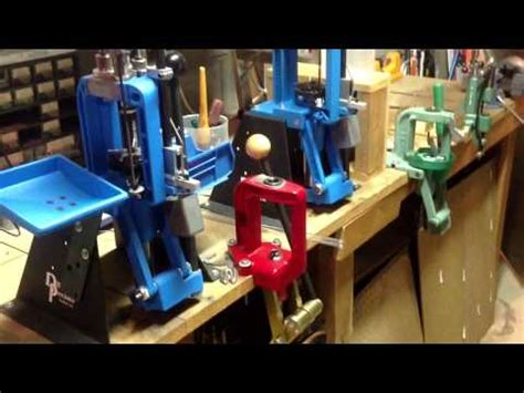 youtube reloading bench the reloading bench it s personal and individual youtube