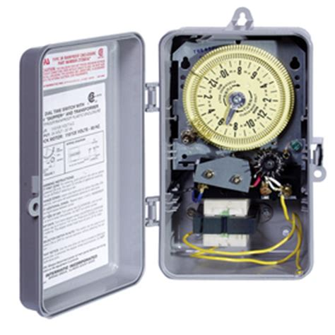 landscape lighting timer troubleshooting intermatic programmable mechanical water timer