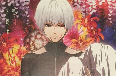 judul film anime untuk dewasa key visual baru dan judul untuk quot tokyo ghoul quot season 2