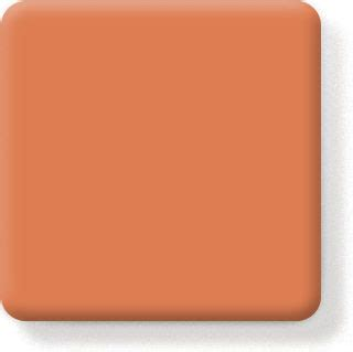 corian orange цвет акрилового камня citrus orange