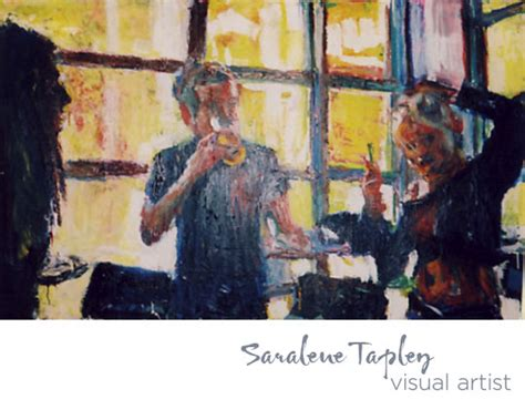 biography visual artist saralene tapley visual artist